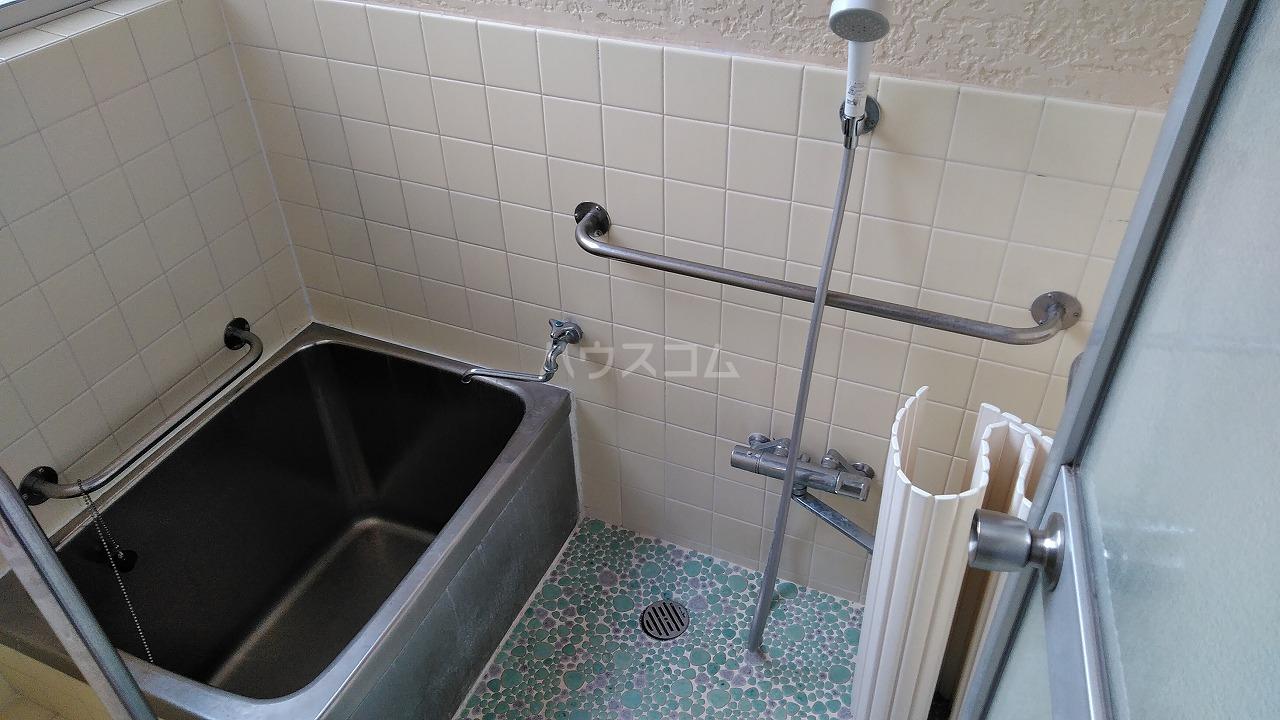 大槻貸家の風呂