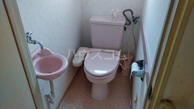 大槻貸家のトイレ