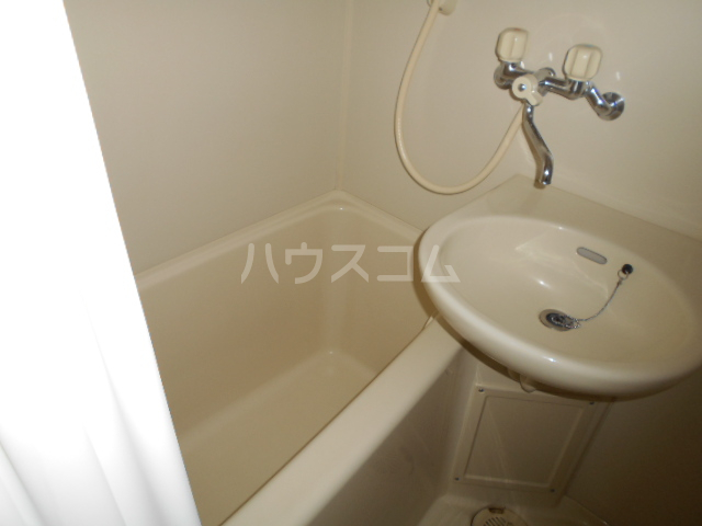 タートルストーンビル 110号室の風呂
