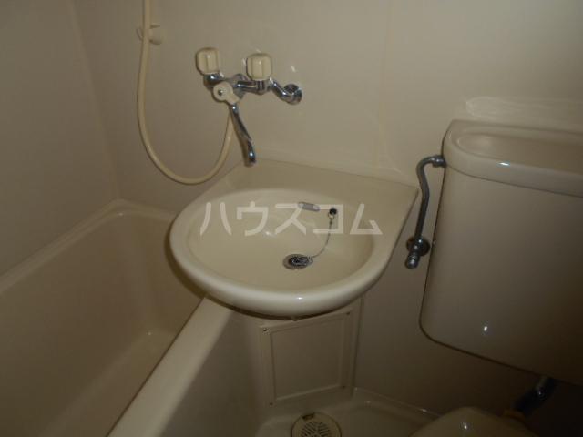 タートルストーンビル 110号室の洗面所