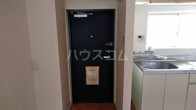 石井コーポラス 302号室の玄関