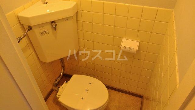 石井コーポラス 302号室のトイレ
