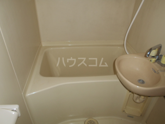 第5野本ビル 201号室の風呂