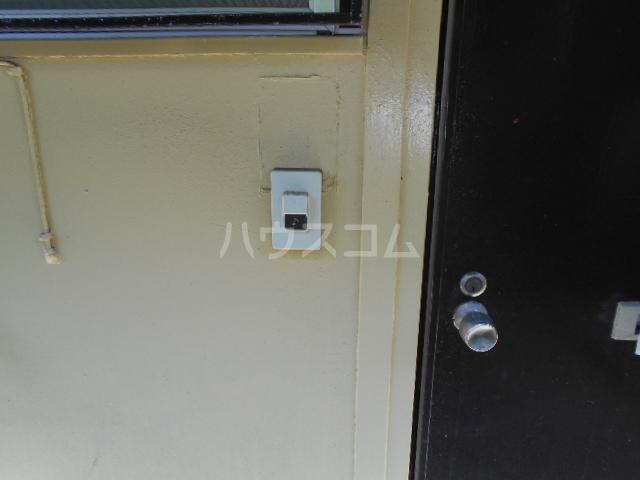 岸アパート 102号室のセキュリティ
