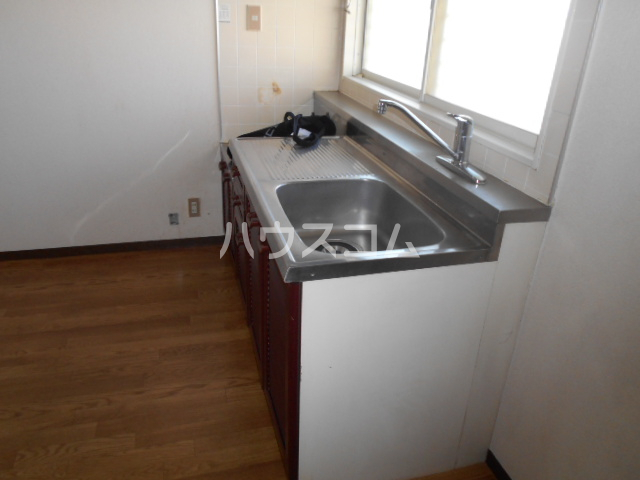 スカイヴェルデ 101号室のキッチン