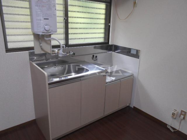 弥生ハイツ 201号室のキッチン