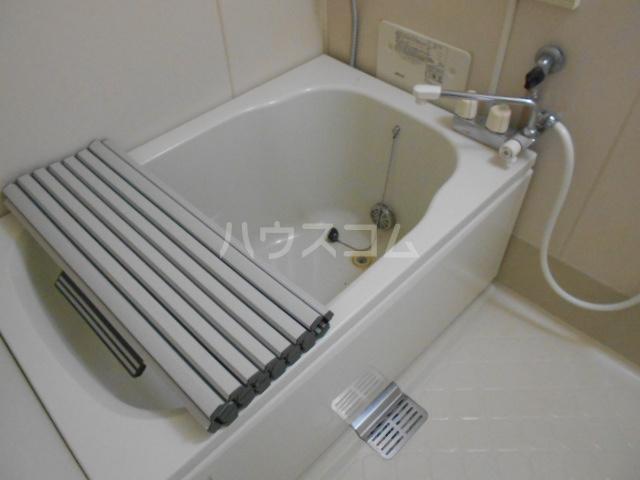 弥生ハイツ 201号室の風呂