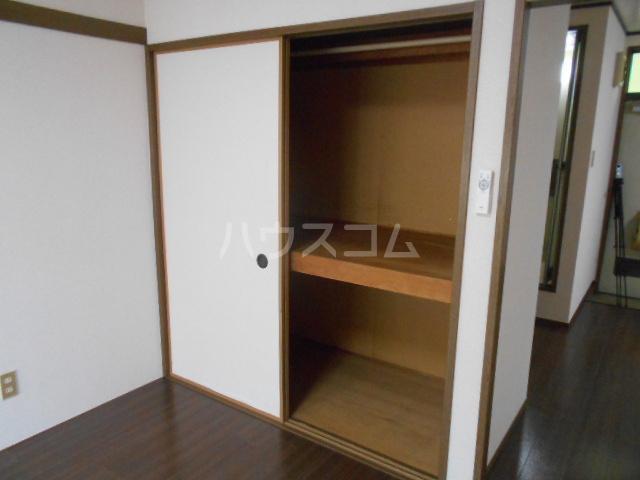 弥生ハイツ 201号室の収納