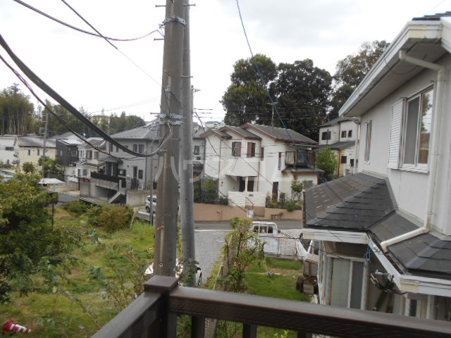 弥生ハイツ 201号室の景色