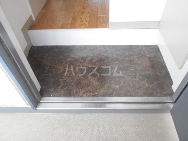 NKビル 312号室の玄関