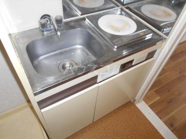 NKビル 312号室のキッチン