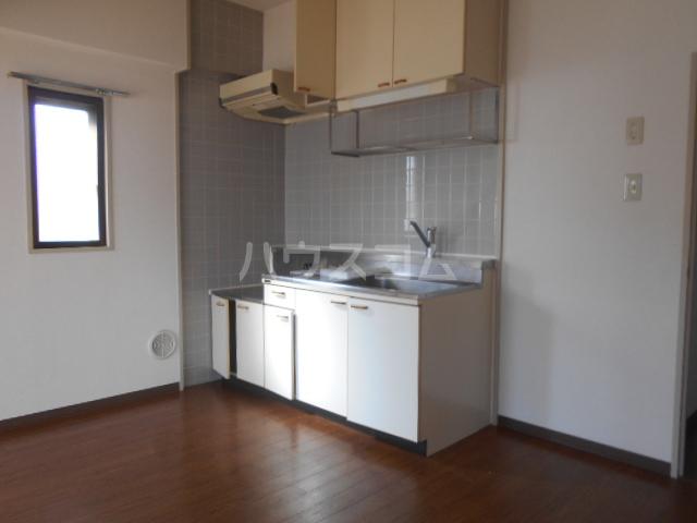 ベル・ハイゴー 301号室のキッチン