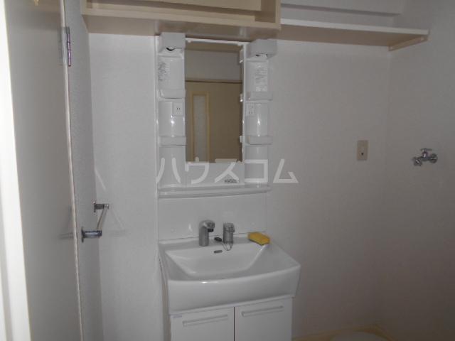 ベル・ハイゴー 301号室の洗面所