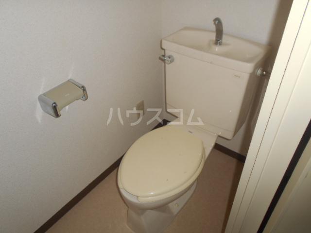 ベル・ハイゴー 301号室のトイレ
