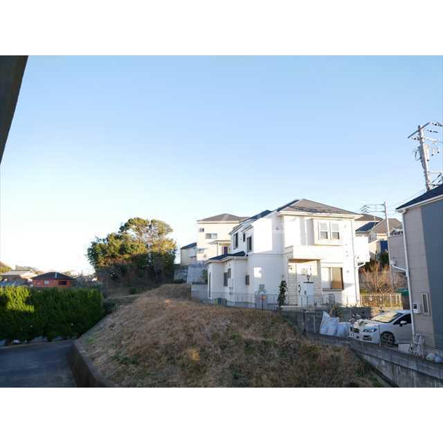 富士見コーポ 204号室の景色