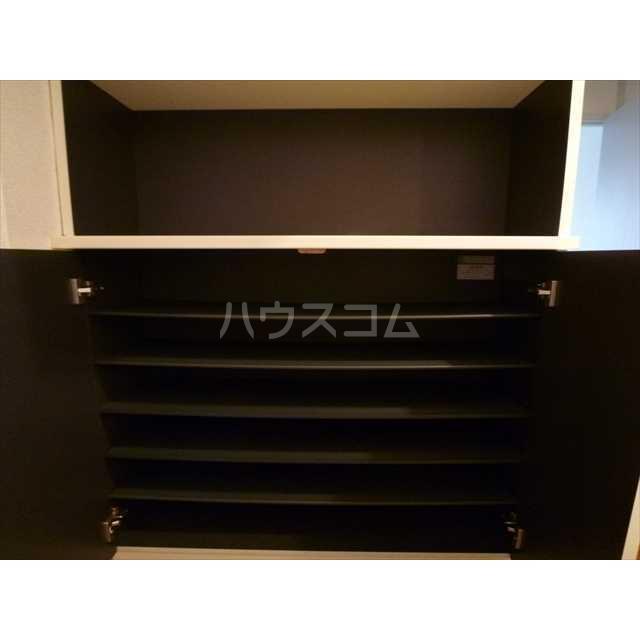 富士見コーポ 204号室の収納