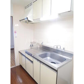 ベルハウス戸塚 102号室のキッチン