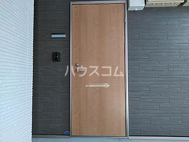 ヒルズ踊場 103号室の収納