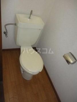 メゾン青葉 2号室のトイレ