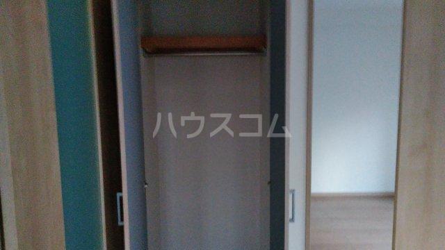 ユーコーハイツ 202号室の収納