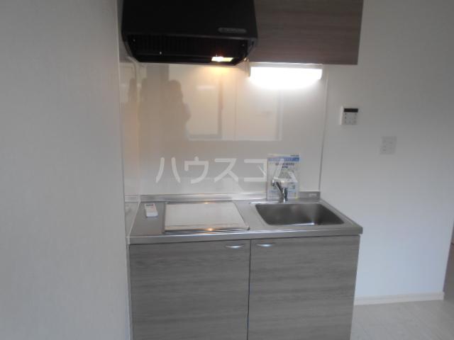 レバンテ白百合 103号室のキッチン