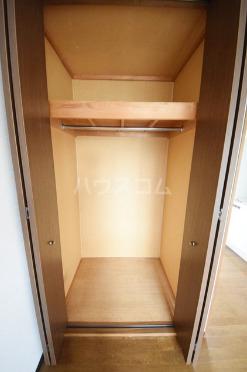 ハイツマックル 203号室の収納