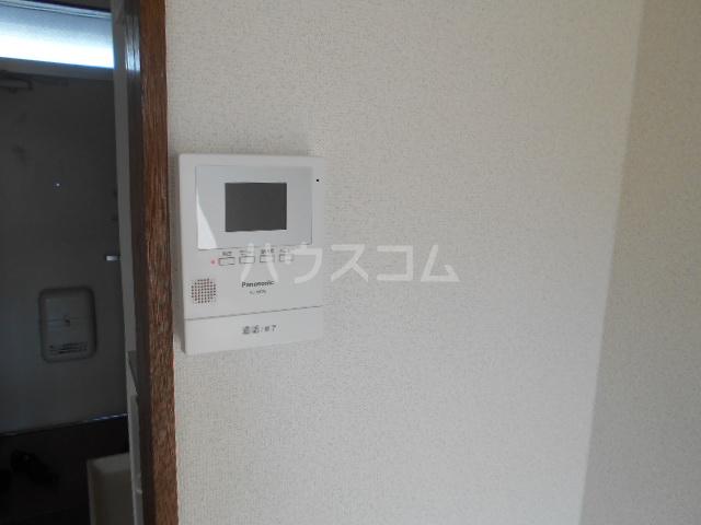 ハイツマックル 203号室のセキュリティ
