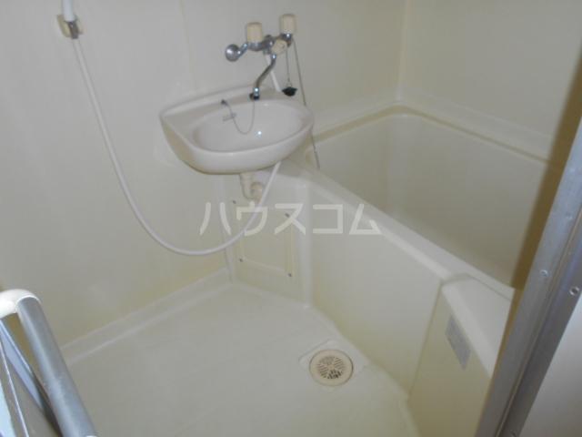 すみれⅠ 201号室の風呂