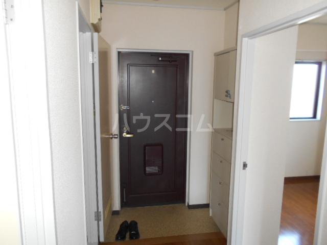 グレイス原宿Ⅰ 202号室の玄関