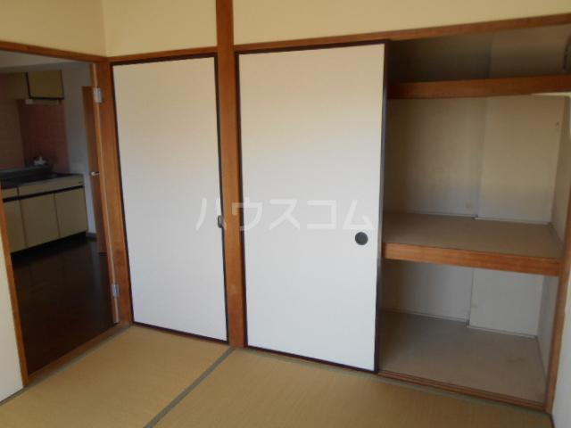 グレイス原宿Ⅰ 202号室の居室