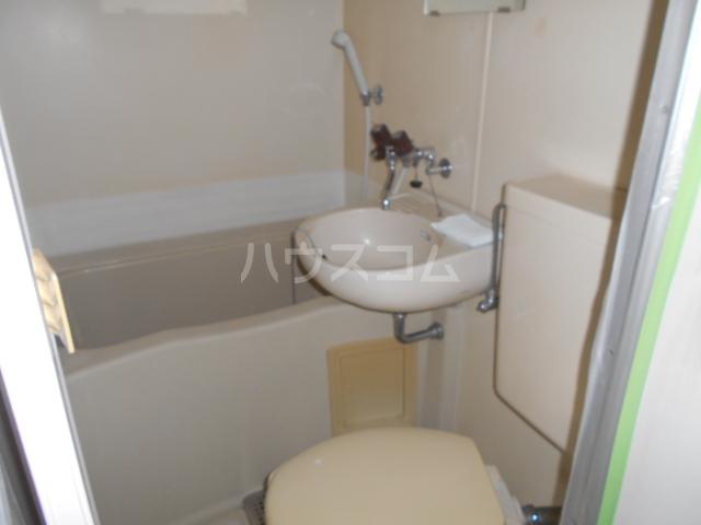 レジデンス東戸塚 201号室の風呂