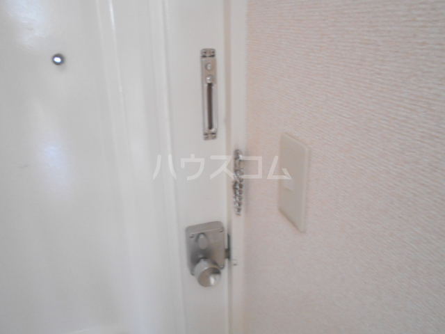 フラット鈴木 308号室のセキュリティ