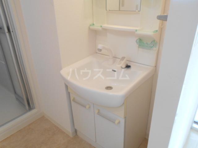 フラット鈴木 308号室の洗面所