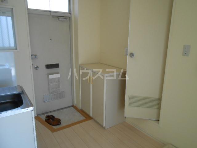 アーバンライフ榊原 202号室の洗面所