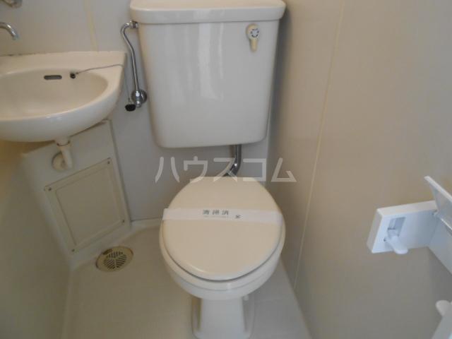 アーバンライフ榊原 202号室のトイレ