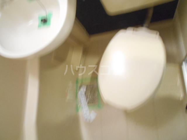 戸塚第20レジデンス 104号室のトイレ