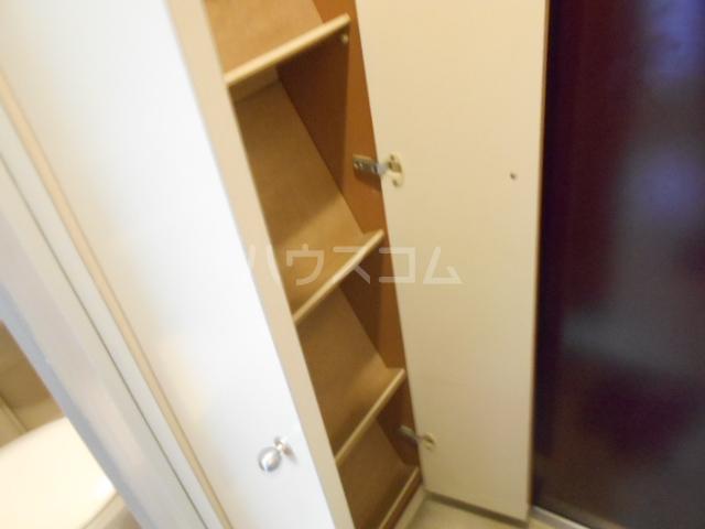 戸塚第20レジデンス 104号室の収納