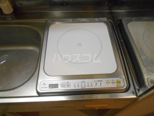 戸塚第20レジデンス 104号室のキッチン