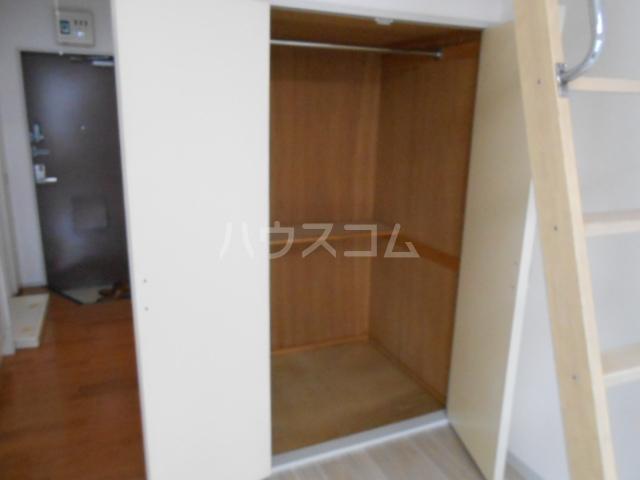 ピュア戸塚 203号室の収納