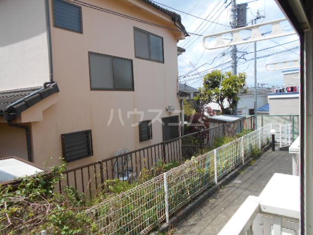 ヒルスミキ上倉田 104号室の景色