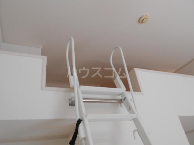 ヒルスミキ上倉田 104号室の収納