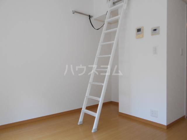 ヒルスミキ上倉田 104号室の居室