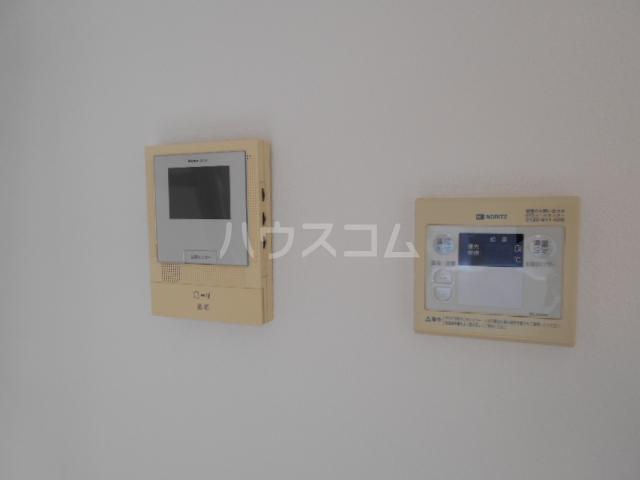 ヒルスミキ上倉田 104号室のセキュリティ