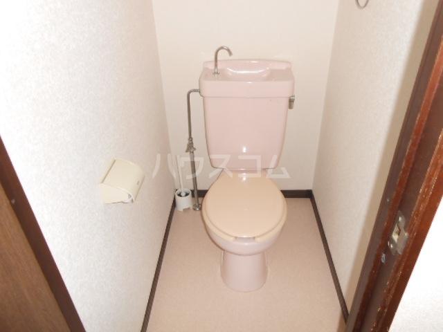 メゾンアカネ 101号室のトイレ