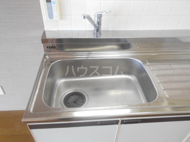 メゾンカワベ 401号室のキッチン