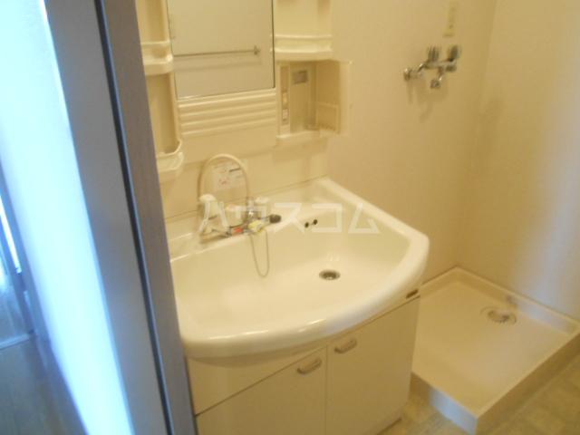 メゾンカワベ 401号室の洗面所