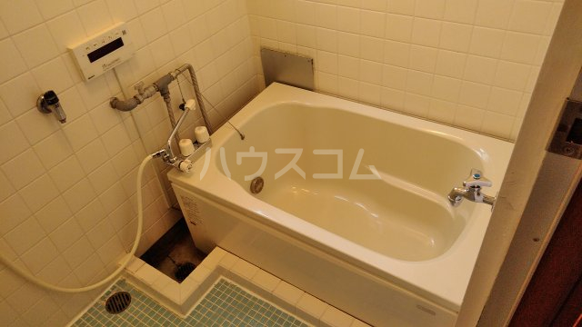 グリーンヒル高田の風呂