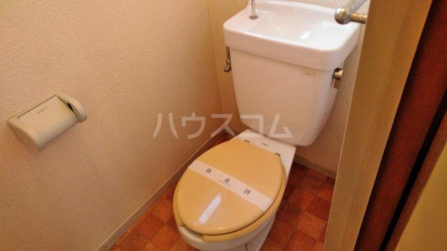 グリーンヒル高田のトイレ