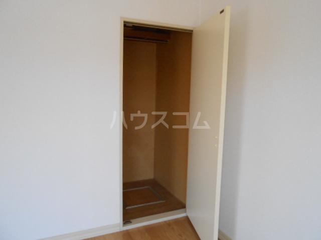 プリズムアピア 103号室の収納