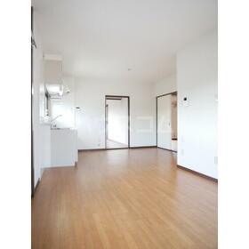 第二セーフズマンション 401号室のリビング